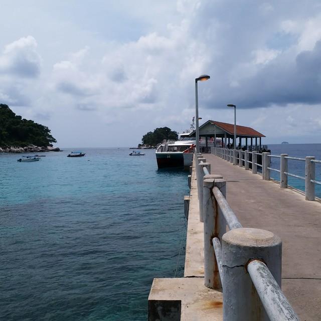 Kampung Salang, Pulau Tioman Jetty