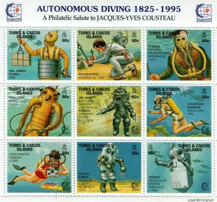 stamp-Autonomous Diving 1825 to 1995.jpg