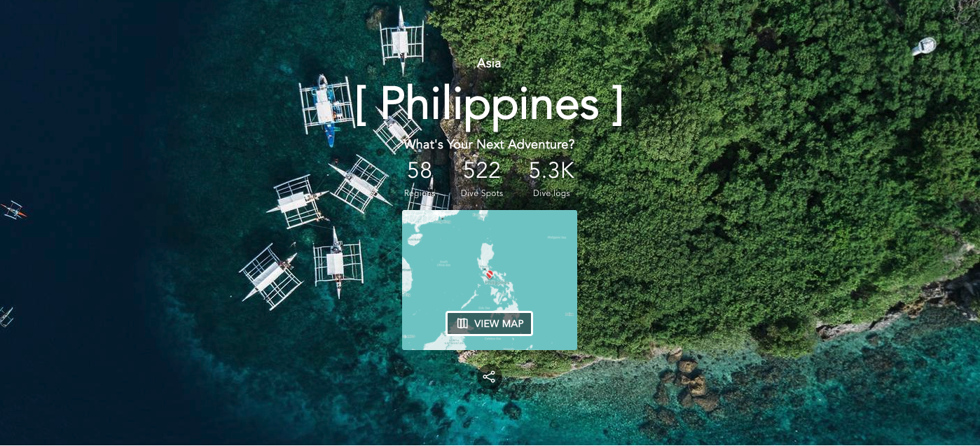 Planet Deepblu - Philippines