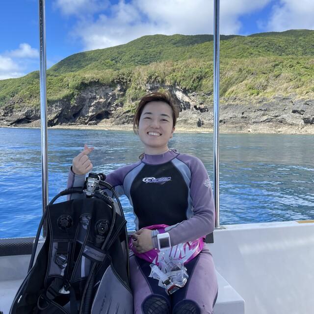 蘭嶼潛水就是美🥰