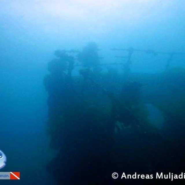 Indonor wreck, Karimunjawa